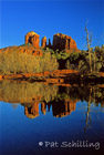 Cathedral Reflection