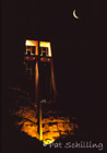 Moon Over The Chapel