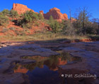 Sedona Reflection