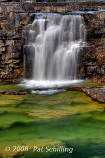 Koonenai Falls