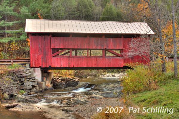 Upper Cox Brook Bridge