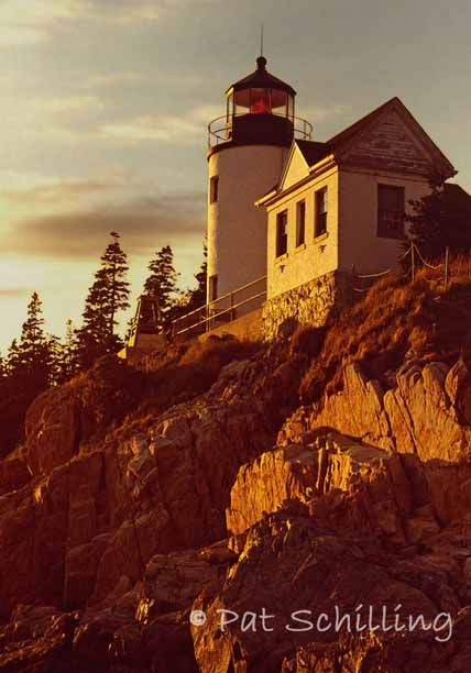 Bass Harbor Light 1