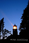 Heceta Light Beam