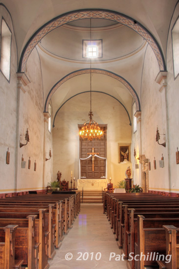 Mission San Jose Chapel