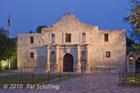 Alamo Twilight