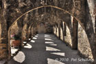 Arched Pathway