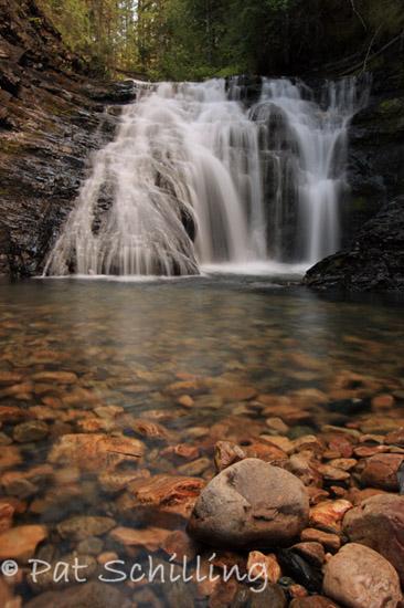 Sweet Creeks Falls 2