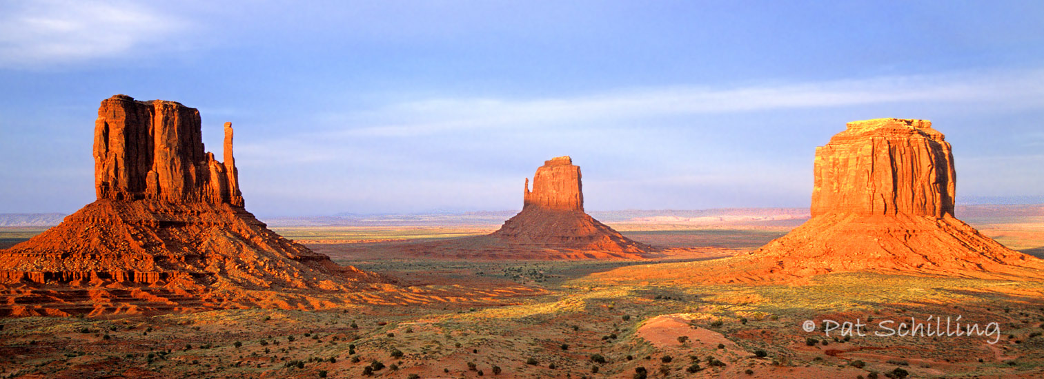Classic Monument Valley