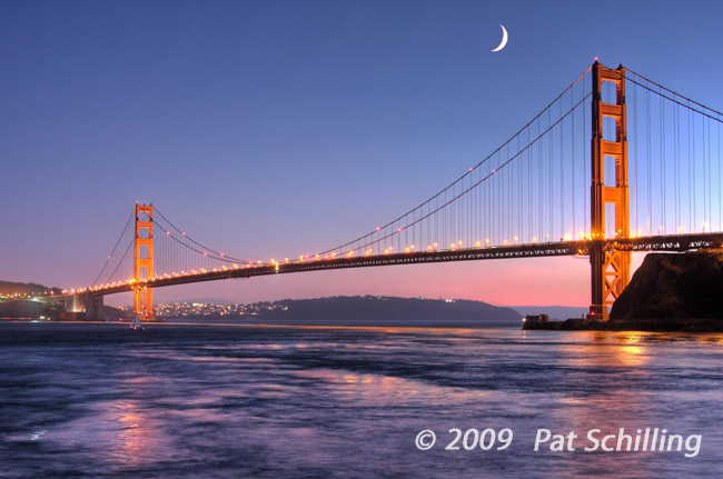 Golden Gate Crescent