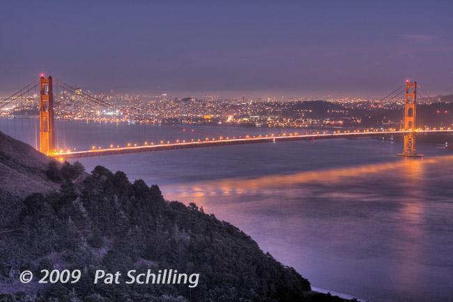 Golden Gate Twilight 2