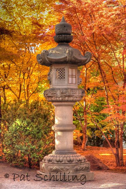 Garden Pagoda