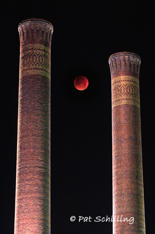 Eclipsing The Towers