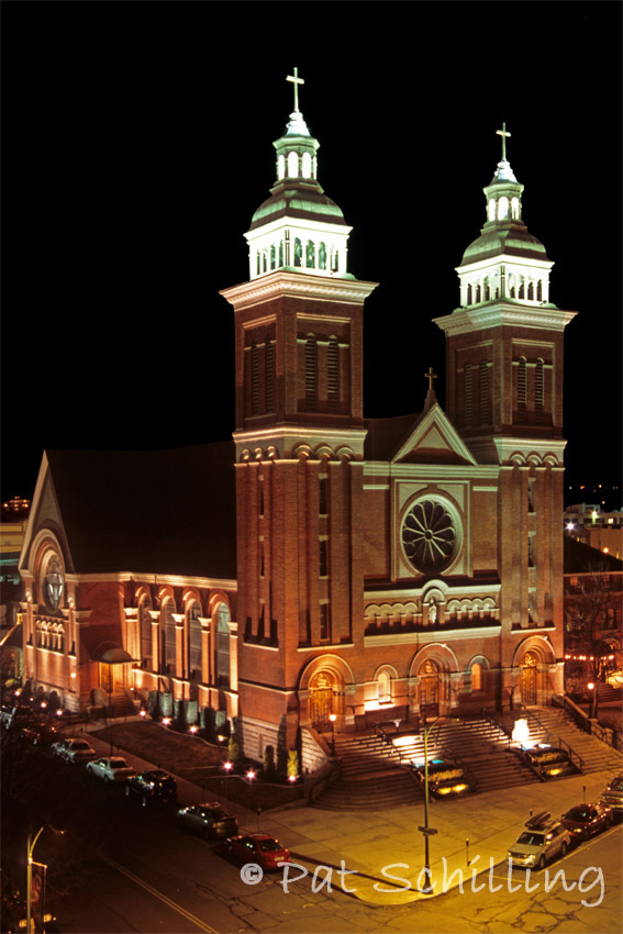 Out Lady of Lourdes