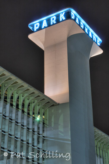 Parkade Tower