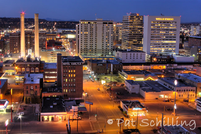 Night Skyline