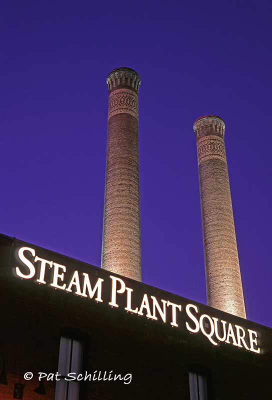 Steam Plant Square