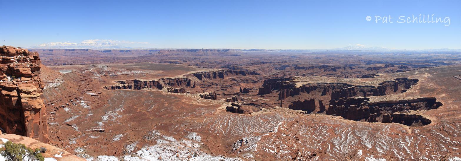 Canyonlands  Pano